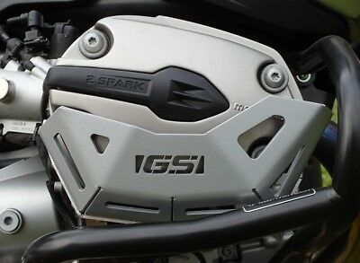 BMW R 1200 GS Cylinder Guard Head Cover Protector Protection 2004-09 *0635* • 250£