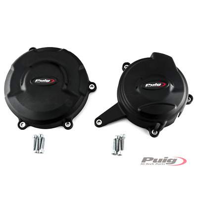 Puig Ducati Panigale V4 V4S V4R Engine Protection Cover Set • 114.95£