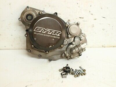 2015 Yamaha YZ250F Inner Clutch Cover GYTR Outer Cover Water Pump #3318 • 84.68£