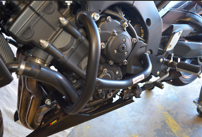 Renntec Yamaha Fz8 (2010-2014) Engine Bars In Black • 84.99£