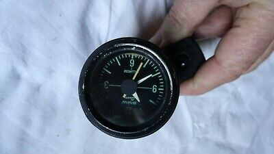 BMW  R80 G/s Quartz Clock By Motometer With Mounting Case • 80£