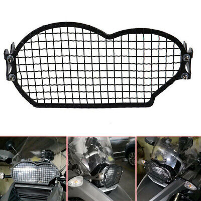 Motorcycle Headlight Lamp Grill Guard Cover Motorbike For BMW R1200GS 2008-2012 • 25.99£