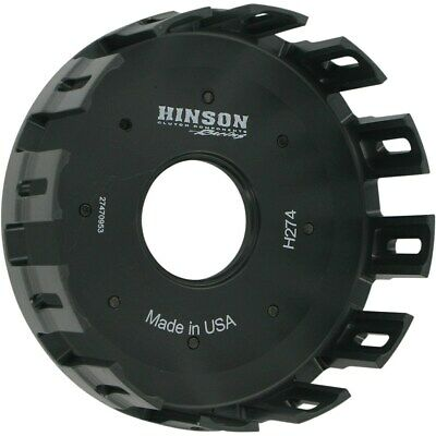 HINSON Clutch Basket Adjusts Suzuki Rm-Z 250 07-09 With Suspension • 347.72£