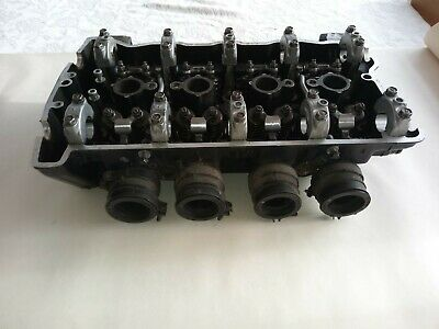 Kawasaki GPz1000RX Cylinder Head Good Condition, Plus Cam Cover, Needs Painting. • 68£