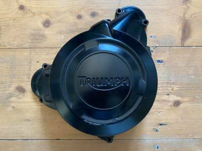 TRIUMPH Street Triple And Triple R 13-16 Alternator Cover T1260527 • 60£