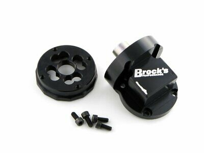 BROCK'S Perfornance Oil Filter Relocator ZX-14 06-21/ZX-12R 00-05/ZX-10R 04-07 • 183.27£