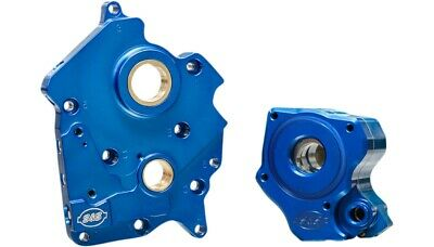 S&S Cycle 310-0998B Cam Plate & Oil Pump Kit Harley Oil Cooled Milwaukee M8 • 493.70£