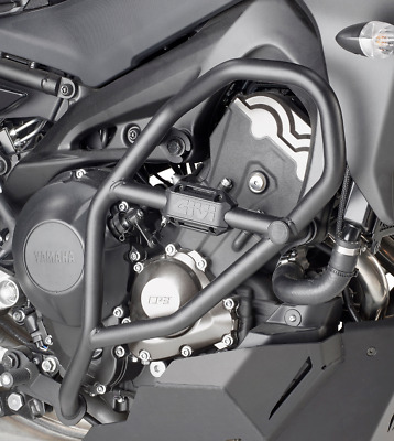 Yamaha TRACER 900 2018 ENGINE GUARDS Crashbars CRASH-BARS Protectors GIVI TN2139 • 149.87£