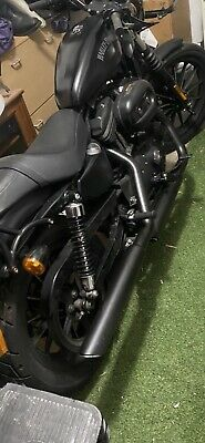 Vance & Hines Long Shots 2 Exhaust For Harley-Davidson Sportster • 250£