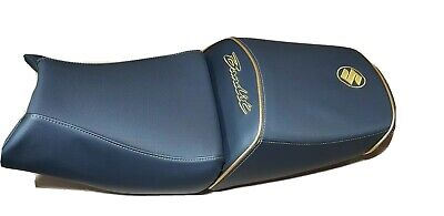 Suzuki Bandit   SEAT COVER ONLYS    GSF  650 Or 1250 . Black And Gold • 49.99£