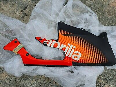 Aprilia RSV1000 Mille 2003 Right Hand Lower Fairing Belly Panel NEW AP8168406 • 80£