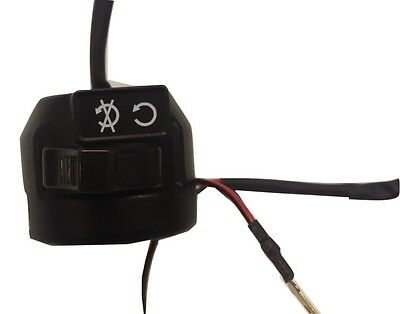 Ukscooters ROYAL ENFIELD HANDLEBAR COMBINATION SWITCH RH SWISS RIGHT HAND • 12.50£