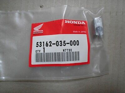 Honda 50 70 C50 C70 ?? H/bar Throttle Cable Nipple Holder 53162-035-000 Genuine • 10.99£