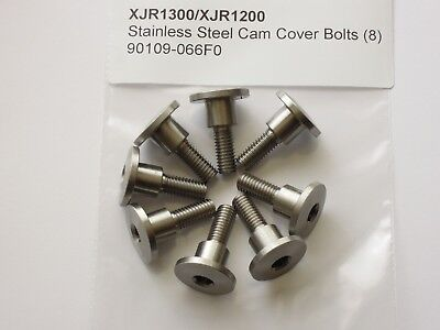 Yamaha XJR1300 XJR1200 Stainless Cam Cover Bolts • 38£