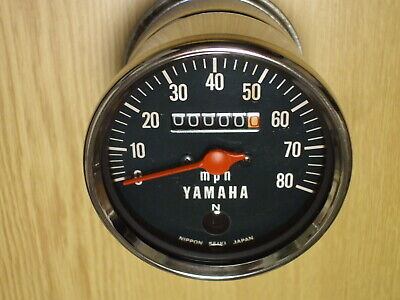 Yamaha Fs1e Speedometer Speedo And Restoration Service Available • 300£