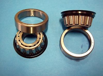 TRIUMPH STEERING HEAD BEARING SET To Fit TR6/TR7/T120/T140/TSX/TSS 1971 ONWARDS • 16.50£
