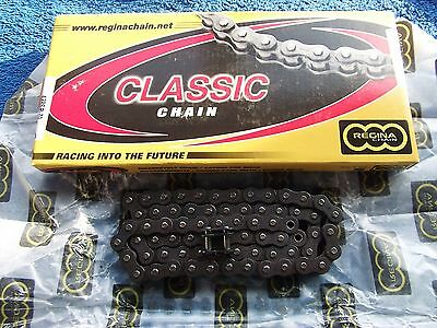 TRIUMPH PRIMARY CHAIN 1955-62 PRE UNIT T100/6T/T110/T120 Etc - REGINA  *NEW* • 26.60£
