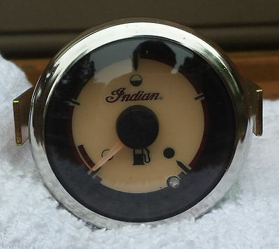 Indian Motorcycle Fuel Gauge Chief Classic Vintage Springfield • 197.98£