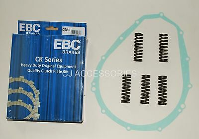 EBC Clutch Kit Friction Plates Springs Gasket For GSF1250 Bandit GSX1250 • 89.50£