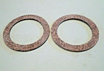 Triumph T100 T120 Tr6  Fork Spring Abutment Cork Washers 1963-70 F4047 82-4047 • 3.90£