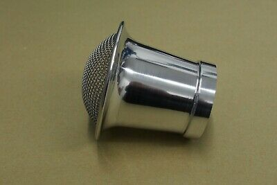 Amal Bellmouth  Air Intake With Gauze Suit 900 Series Mk1 Concentric • 22£