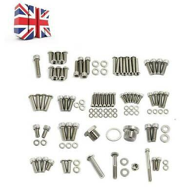For Bmw R1200gs Stainless Steel Fastener Kit R1200 Gs Adventure 2003-2012 Set • 38.55£