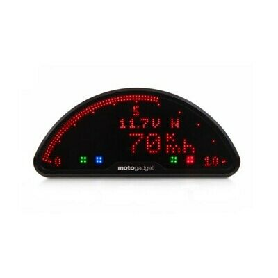 Odometer Digital Motogadget Sweepers Pro • 437.29£