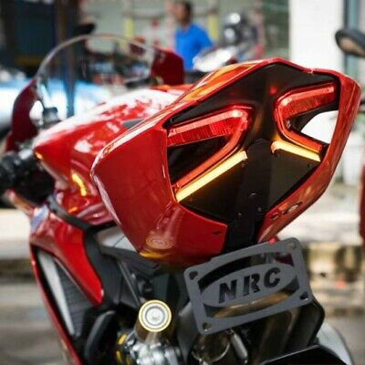NRC Ducati Panigale 1199 LED Turn Signal Lights & Fender Eliminator • 138.17£