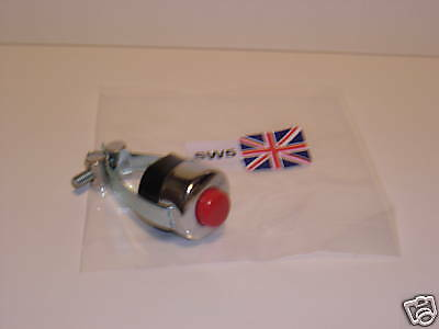 Bsa/triumph/norton Universal Horn/kill Switch • 6£
