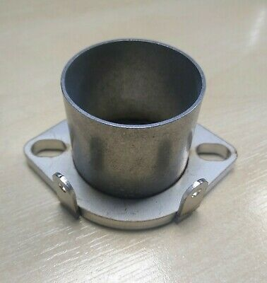 Stainless Steel Exhaust Flange - For Allspeed Exhaust RD LC YPVS 2 Stroke Gibson • 30£