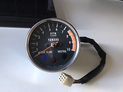 Yamaha Dt125/175 Enduro Rev Counter/ Tacho • 95£