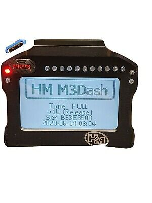 Triumph 675 Daytona HM Dash M3 With Fitting Kit And Cables • 490£