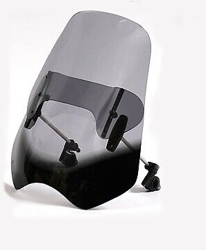 MRA Vario Screen Motorcycle Windscreen For Naked Bikes • 149£