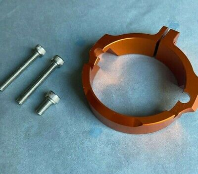 Ktm Exhaust Flange Protector Guard Pipe 250 300 Tpi 2017-2021 Exc Xc Sx Enduro • 29.99£