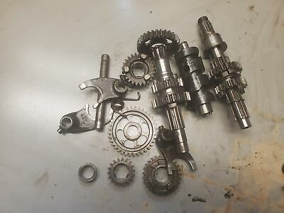 1981 Honda Atc185 Transmission Complete W/ Shift Assembly • 55.24£