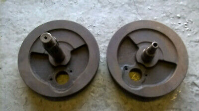 Royal Enfield Model G And Early Bullet Flywheels Crank • 25£