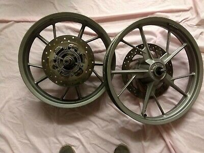 BMW G650 GS Front Wheel And Back Wheel , Breaking Complete Bike • 199£
