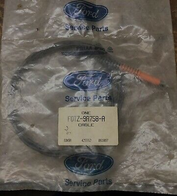 NOS Ford Throttle Cable F0TZ-9A758-A • 21.94£