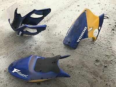 CBR 600 F4 Fairing And Tailpiece Track Day / Race  • 100£