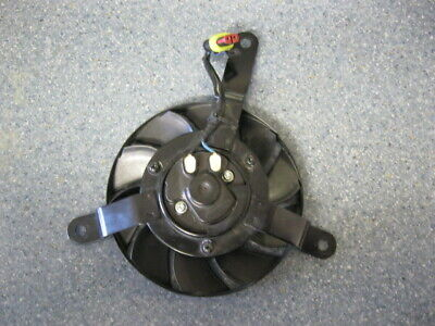 Genuine Pair Ducati 749R Radiator Cooling Fans - May Fit Others • 75£