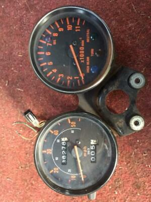 MTX50 Speedometer And Rev Counter With Headlight Bracket Complete • 27£