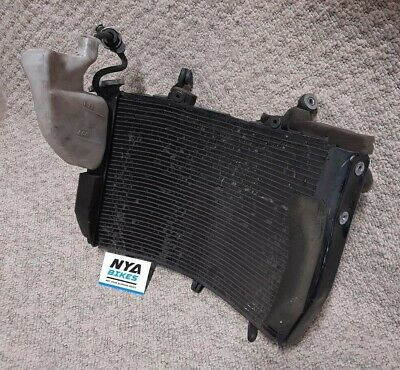 2012 Yamaha Yzf R6 13s Radiator With Expansion Tank And Cap  • 115£