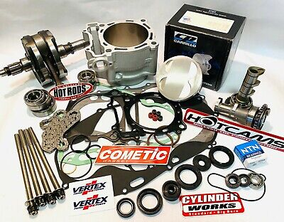 DRZ400 DRZ 400 400S 400SM 94mm 470 Hotrods CP Hotcams Big Bore Stroker Kit • 844.82£