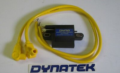 Yamaha TZR250 Dyna Hi Performance Mini Ignition Coil,& Taylor Leads Yellow. • 113.90£