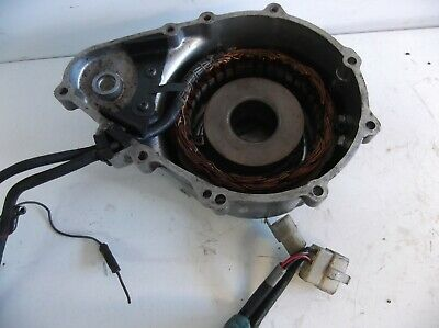 Kawasaki  Z400 Twin Generator Stator And Cover And Coil 197?  • 60£