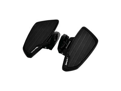 Black Smooth Passenger Floorboards For Indian Chief/Chieftain 738-750B • 191.45£