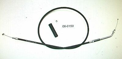 HARLEY DAVIDSON Throttle Cable 43  Long 1981-89 Big Twins& XL 56324-81C BC40075T • 20.99£