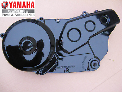 NEW GENUINE YAMAHA RD350 YPVS RZ350 Left Side Engine Cover 29L-15410-00 NOS • 164.99£