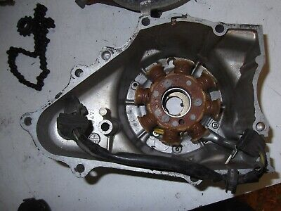 Honda  Cd185  Generator Stator And Cover And Points 6v • 50£