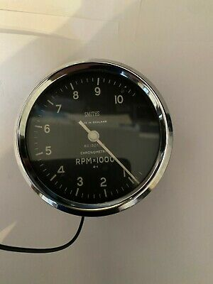 Smiths Chronometric Rev Counter Triumph /bsa /norton • 275£